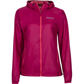 Marmot Ether DriClime Hoody Women Sangria